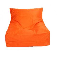 Outdoor Orange Bean Bag Chair ,bean Bag Chair, Orange Bean Bag Chair,  Outdoor
