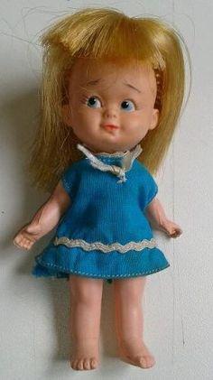 boneca kitty da estrela - anos 60