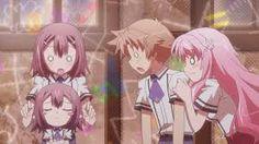 Baka to Test to Shoukanju Baka To Test, Quick Games, Chibi Characters, Good Humor, Cartoon Games, Cute Chibi, Card Games, The Past, Funny