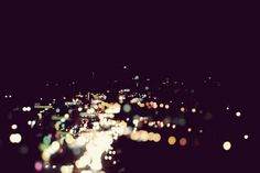 city lights are just a blur Blurred Lights, City Lights, Bokeh, Poster Wall, Creative Art, Art Reference, Eye Candy, Bloom, Photography