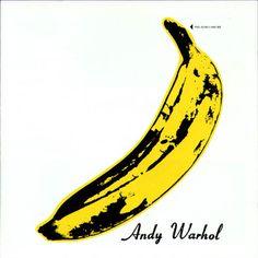 The Velvet Underground & Nico (album cover design by Andy Warhol). Veja também: http://semioticas1.blogspot.com.br/2013/01/o-primeiro-warhol.html