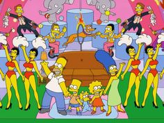 Pictures for Desktop: the simpsons wallpaper - the simpsons category