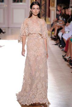 Zuhair Murad lace wedding dress-simply elegant!