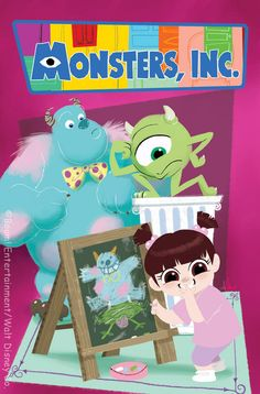 Disney Monsters, Inc. Monsters Inc 3, Monsters Inc University, Disney Monsters, Disney Pixar Movies, Disney Songs, Cute Disney, Disney And Dreamworks, Disney Magic, Walt Disney