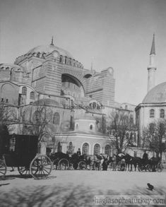 Constantinople Bosphore Turquie – Photographer H. Perspective Drawing, Hagia Sophia, Architecture Details, Taj Mahal, Museum, World, Gallery, Building, Travel