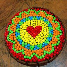 Mandala cake/ Torta mandala