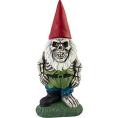 halloween gnome skeleton asda party