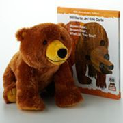 Kohl's Cares Bill Martin Jr. and Eric Carle Brown Bear, Brown Bear, What Do You See Collection