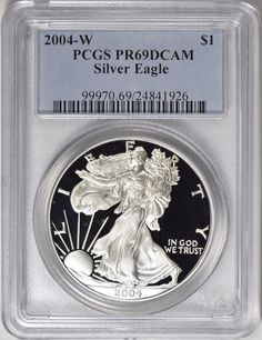 2016 S American Silver Eagle Limited Edition Silver Proof Set First Strike Dollar PCGS *** More info could be found at the image url. (This is an affiliate link and I receive a commission for the sales) Silver Eagle Coins, Silver Eagles, Bullion Coins, Silver Bullion, Anniversary Letter, Texas Gold, Gold American Eagle, Sell Coins, Coin Auctions