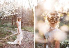 Incredible! Forest Bridals {Caroline + Landon} - by AlixAnn Loosle
