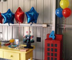 Super Hero Birthday Party Ideas | Photo 8 of 22