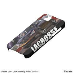 iPhone 5 2014 LaCrosse iPhone SE/5/5s Case