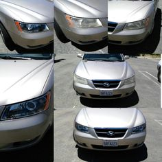 Restoring your headlights not only improves night driving visibility it adds resale value. Plus the car will look awesome!!!