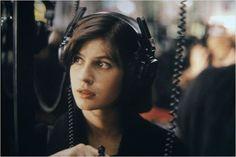 """Irène Jacob as Valentine Dussault in """"Trois Couleurs: Rouge"""""""