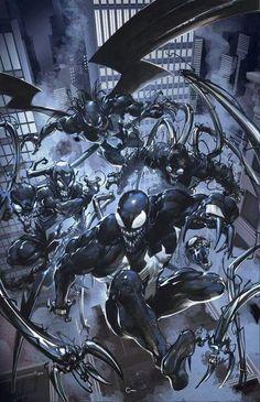 Venom Unknown Comics Exclusive Clayton Crain Cvr A Venom Comics, Marvel Venom, Marvel Villains, Marvel Comics Art, Marvel Comic Books, Marvel Vs, Comic Book Characters, Marvel Characters, Marvel Heroes