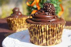 Receita de Cupcake de brigadeiro passo-a-passo. Acesse e confira todos os ingredientes e como preparar essa deliciosa receita!