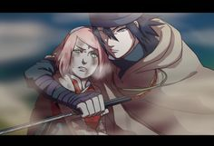 Naruto the Movie: The Last. Haruno Sakura, Uchiha Sasuke