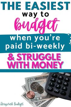 Tips to help you create a realistic budget you'll have no problem sticking too when you get paid bi-weekly. #budgetingtips #budgetinghacks #moneysavingtips #budgetingtricks #budgetingbiweekly Live On Less, Budget Sheets, Weekly Budget, Making A Budget, Family Budget, Budgeting Money, Diy Projects To Try, Money Saving Tips, Finance
