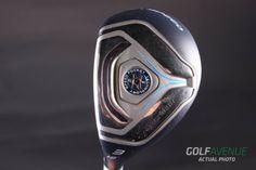 TaylorMade JetSpeed 2014 3 Hybrid 19 Regular LH Graphite Golf Club #6434