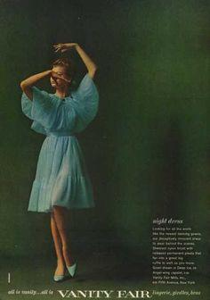 Vanity Fair 1962
