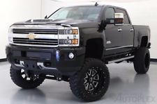 2017 Chevrolet Silverado 2500 High Country Crew Cab Pickup 4 Door