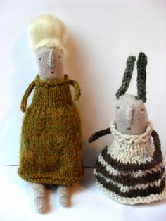 Ravelry: Melstacey's Didi and Dodi