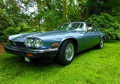 Featured Art - 1968 Jaguar X J S by Allen Beatty