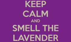 Lavender Recipes to Calm your Bitch Ass Down. HA!
