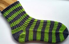 Ravelry: OMG Heel Socks pattern by Megan Williams...perfectly named pattern...