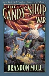 Candy and magic, reviews say a bit scary and not good role models in main characters.