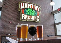 Worthy Brewing comes back to the festival and we couldn't be more intrigued to see what they will be offering at the fest. Look for Eruption Imperial Red, and others TBA.