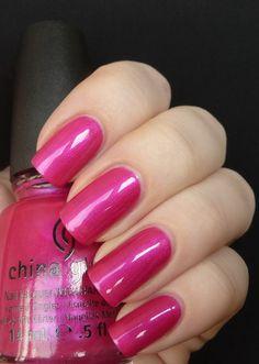 China Glaze Limbo Bimbo. I have way too many pink polishes but I can't help myself!!!
