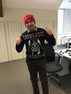 Banham Head office took part in @savethechildren Christmas jumper day 2016 and raised £441.01 for the charity!  Noor is sporting a @csldualcom hat!  #christmasjumperday #jumperday #banham #charity #children #christmas