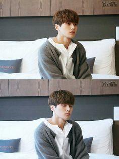 [PIC] 161121 Woollim Naver Update : #인피니트  #INFINITE Hotel Advertisment Photoshoot - Myungsoo ❤