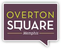 Overton Square new logo/branding, website, and plan! Big things happening! www.overtonsquare.com
