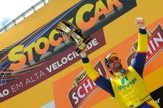 Thiago Camilo comenta vitória em Brasília que o pôs na liderança restando uma prova na Stock Car.