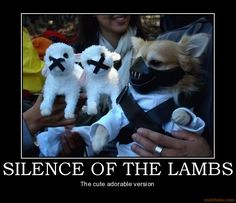 hannibal funny | silence-of-the-lambs-cute-funny-demotivational-poster-1266094094