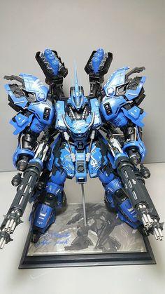 MG Sazabi Ver.Park: Amazing Work by Park. Photoreview Big Size Images http://www.gunjap.net/site/?p=239417
