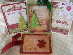 Creating Home: Handmade Holidays: Gift Tags