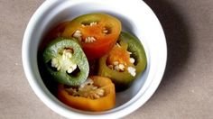 Pickled Habaneros and Jalapenos Recipe