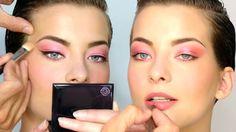 Ροζ μονοχρωματικό μακιγιάζ ➕ διαγωνισμός με δώρα Shiseido 💄💋