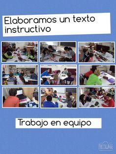 Textos instructivos en Educación Primaria | ¡Toma la palabra!