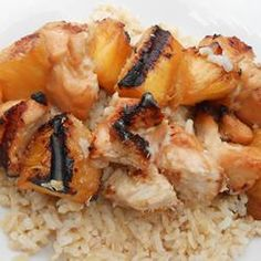 Awesome marinade, and a really good recipe - delicious healthy meal!