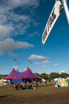 Glastonbury Festival Inglaterra