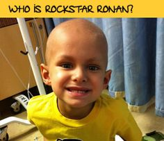 Home   The Ronan Thompson Foundation Ronan's battle with Neuroblastoma ended on May 9, 2011, but his fight will go on.