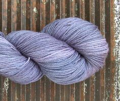 Kettle Yarn Co. - - Cashmere/BFL/Silk Superwash Fingering - KENSINGTON...'Campden'