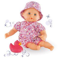 Galerie Mon premier bebe bain 1001 fleurs - mon premier corolle