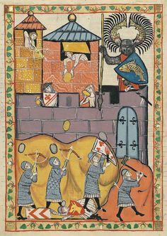 Tapisseries murales   codex Manesse