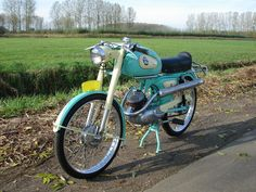 Royal Nord 50 cc 4 gears 1964