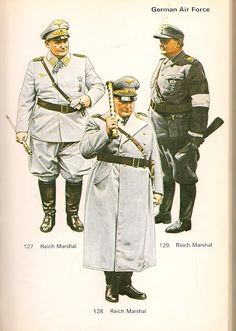 Hermann Goering uniforms, pin by Paolo Marzioli